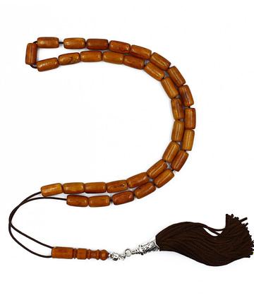 Κομπολόι απο βαμμένο κόκκαλο καμήλας