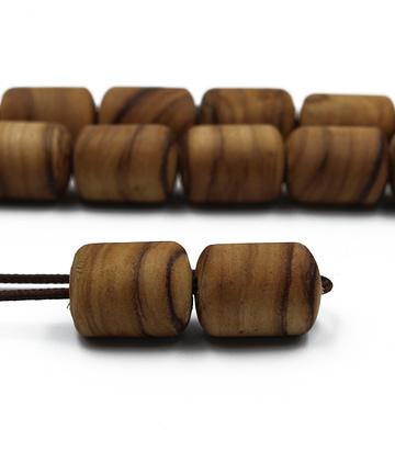 Κομπολόι από ξύλο ελιάς