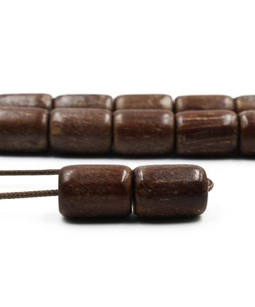 Κομπολόι από ξύλο κουκ