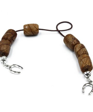 Μπεγλέρι από σκαλιστό ξύλο κουκ